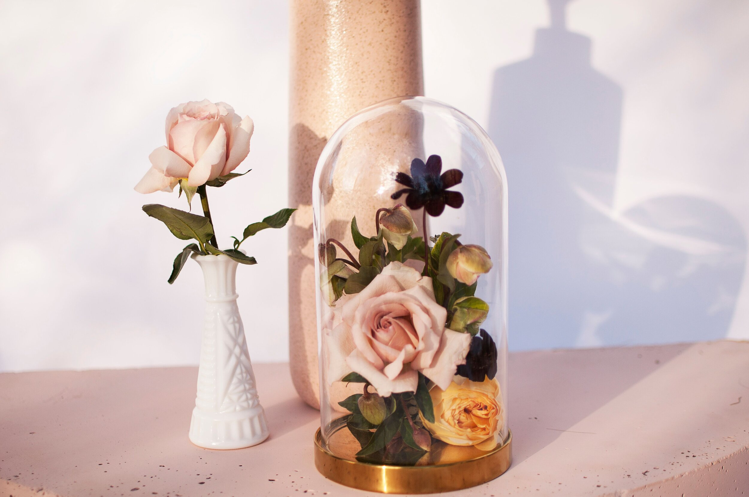 Meadow and Vine Floral  - Bridal Styling