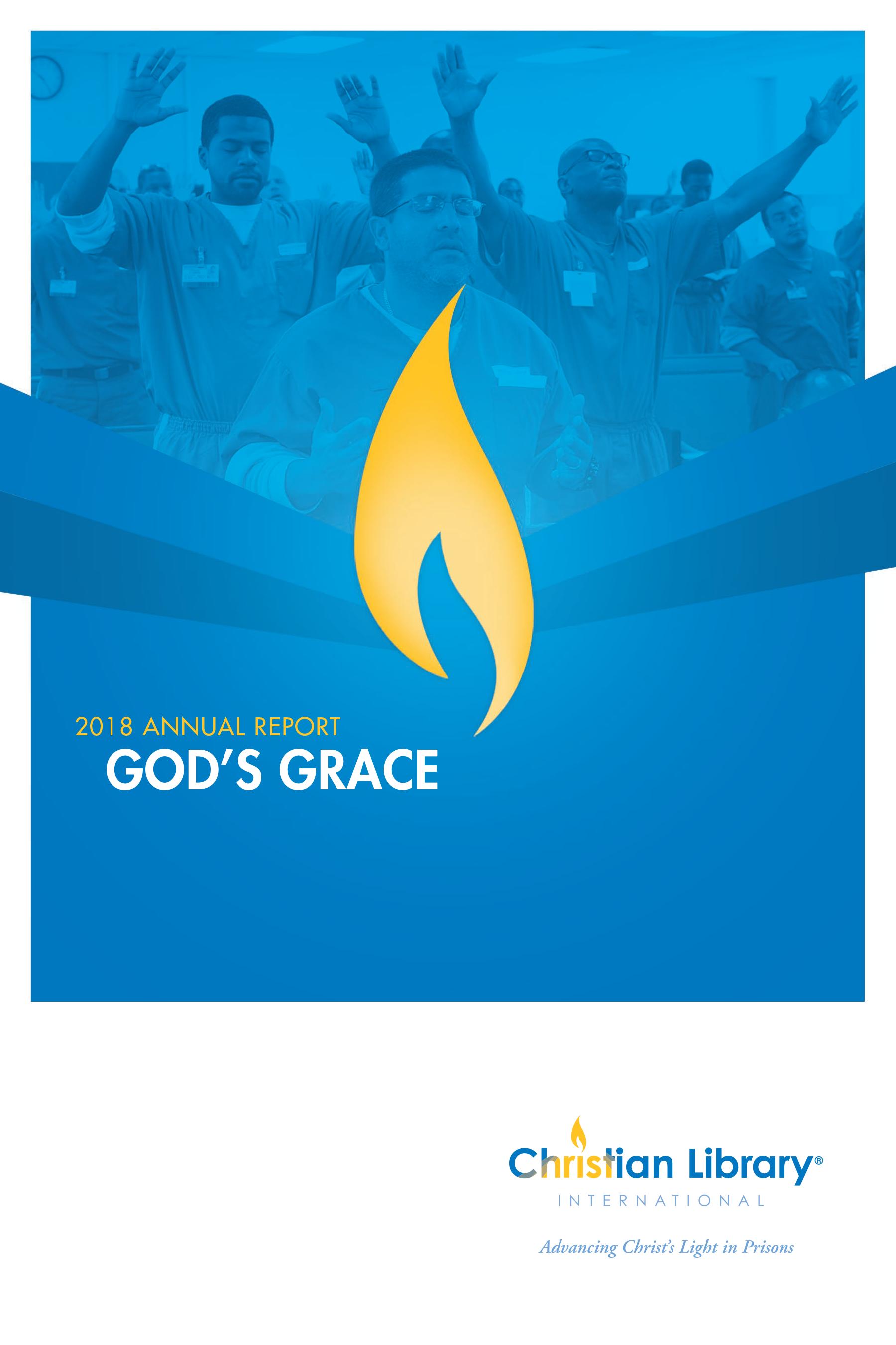 2018 God's Grace Annual Report