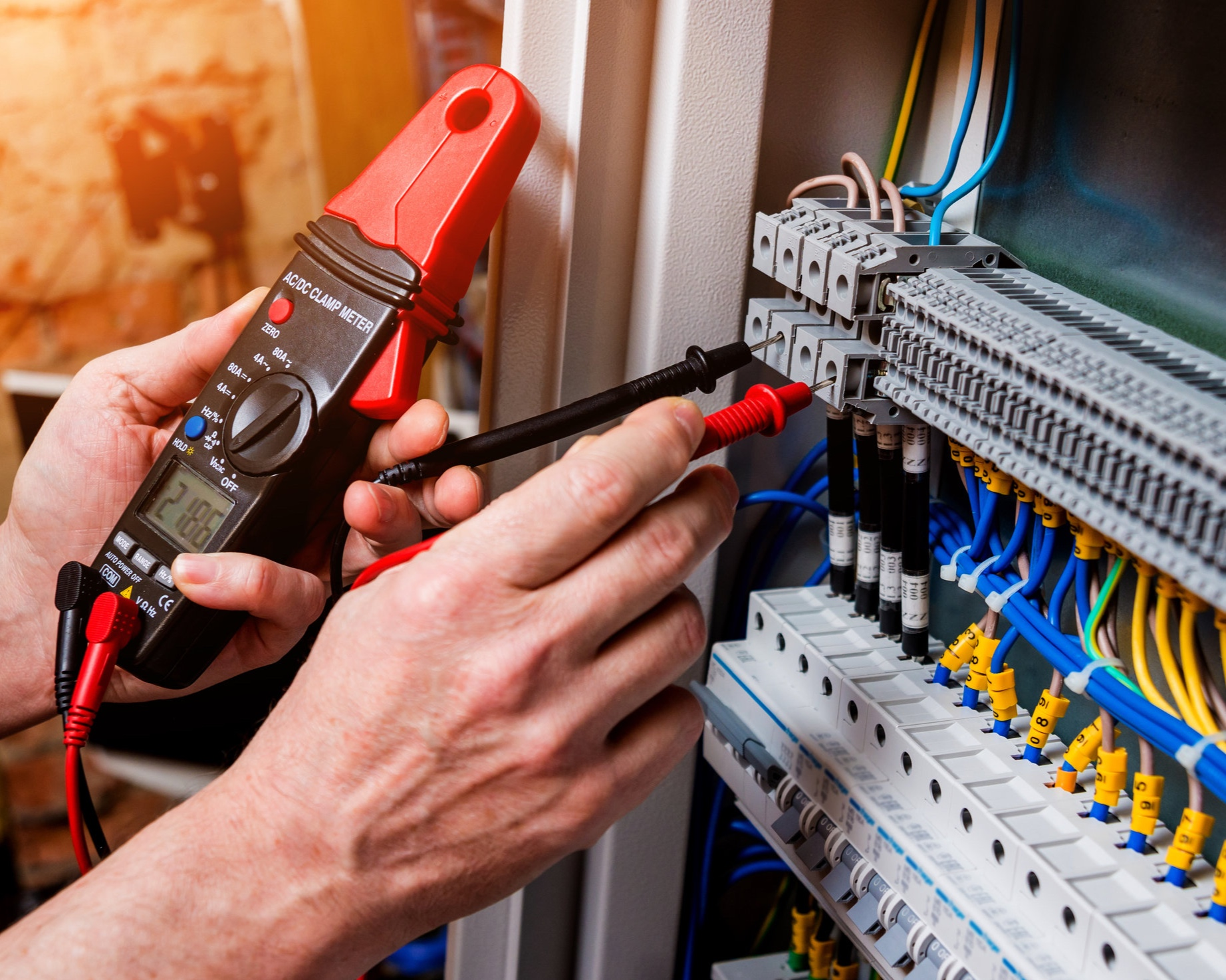 Electrical Service & Installation - Our professional, licensed electrical installation and service team specializes in control, security, and network technology installation cabling and terminations. We also specialize in mechanical equipment service disconnects/reconnects and new installations.