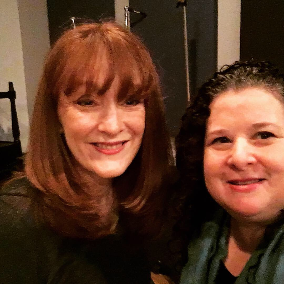 Producers Ann Sloan and Laura Lipson