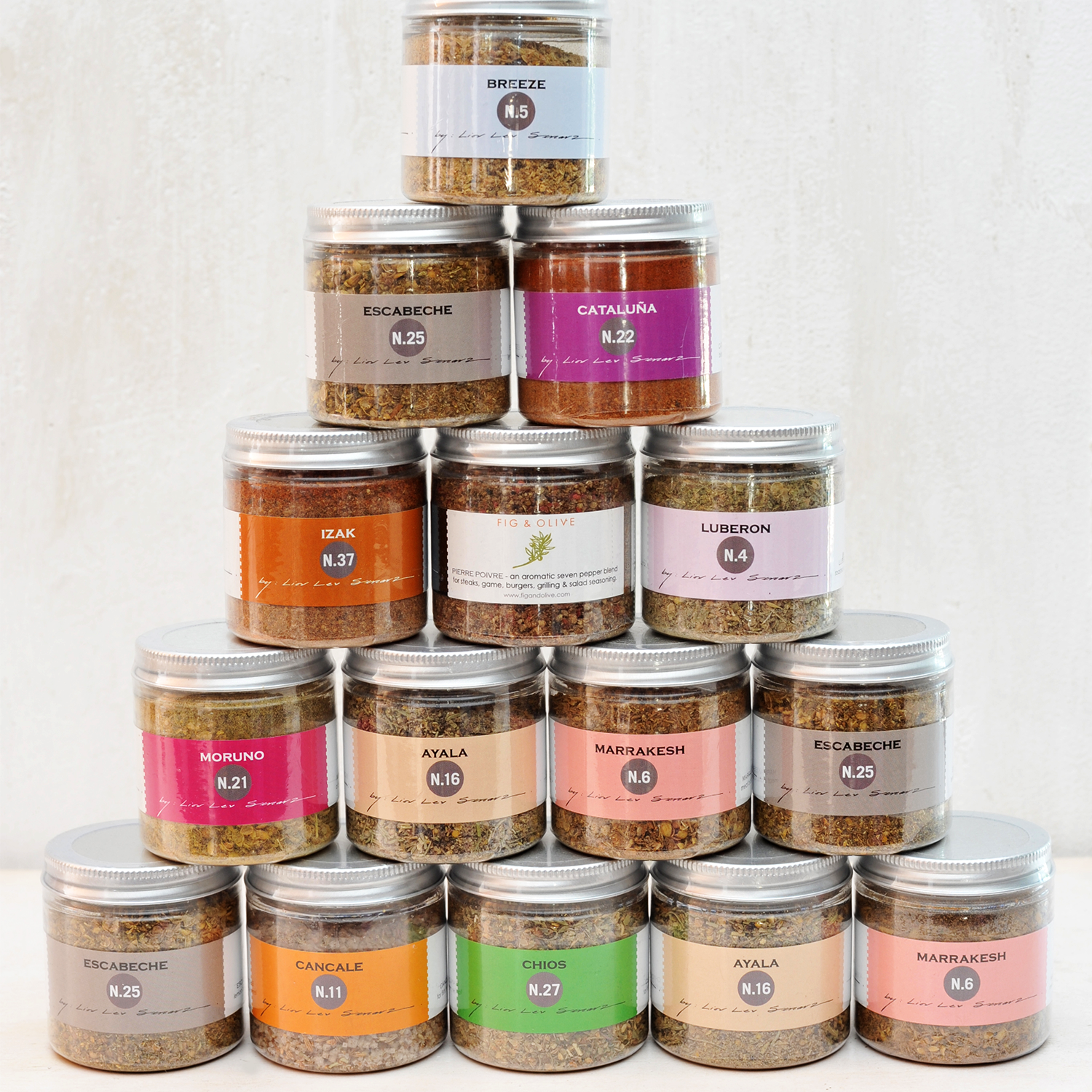 Fig & Olive Spice Collection
