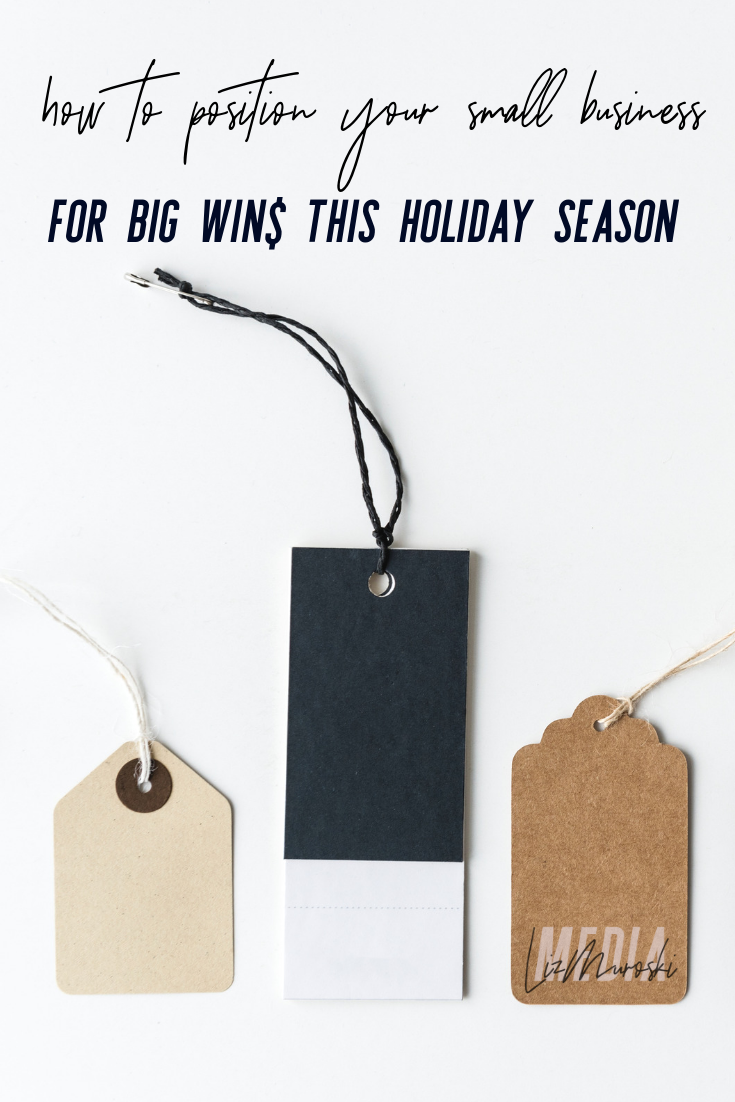 holiday marketing strategy for small business owners