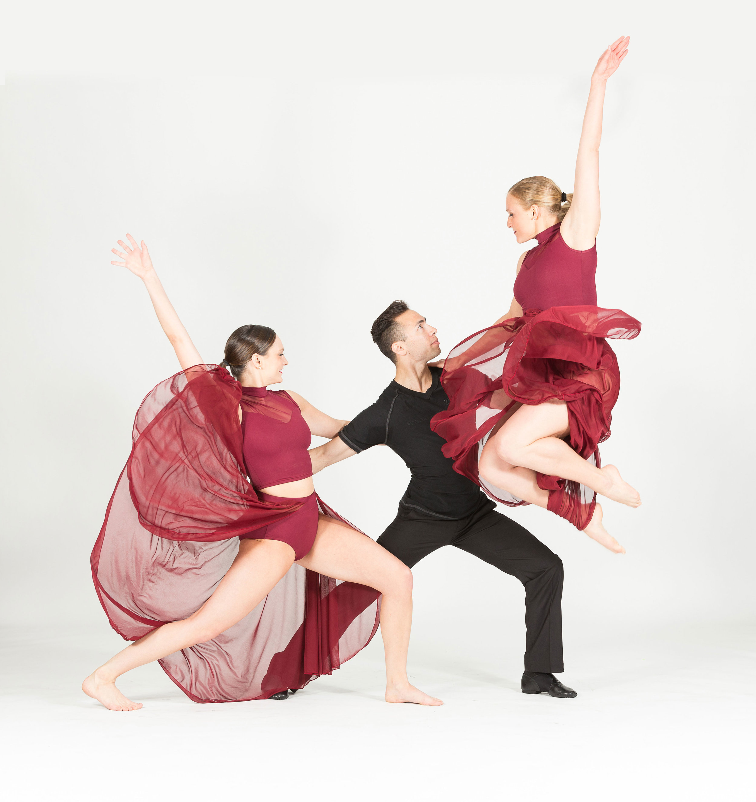 Classes & Training — Gus Giordano Dance School