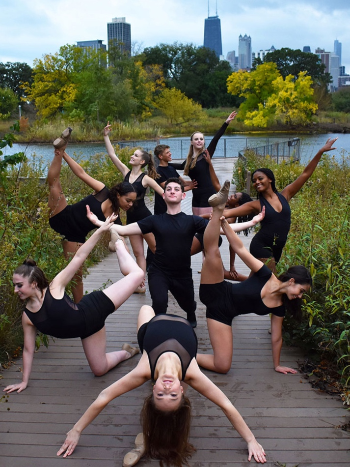 Gus Giordano Dance School Gus Youth Dance Company Chicago