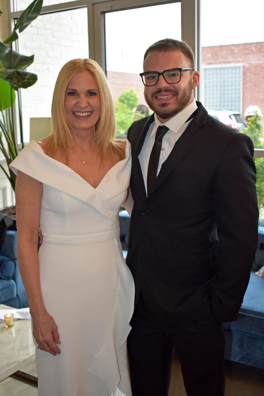 Amy Giordano & Edward Giordano Curran