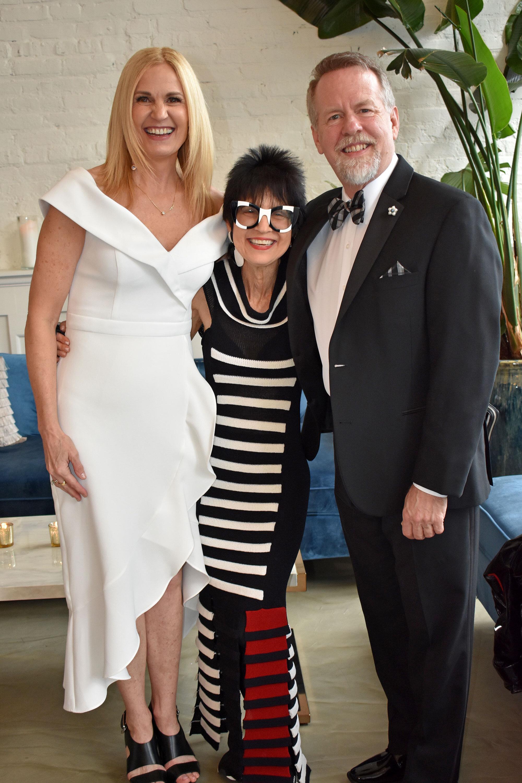 Amy Giordano, Elaine Cohen, Lane Alexander