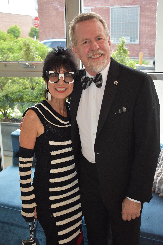 Elaine Cohen & Lane Alexander