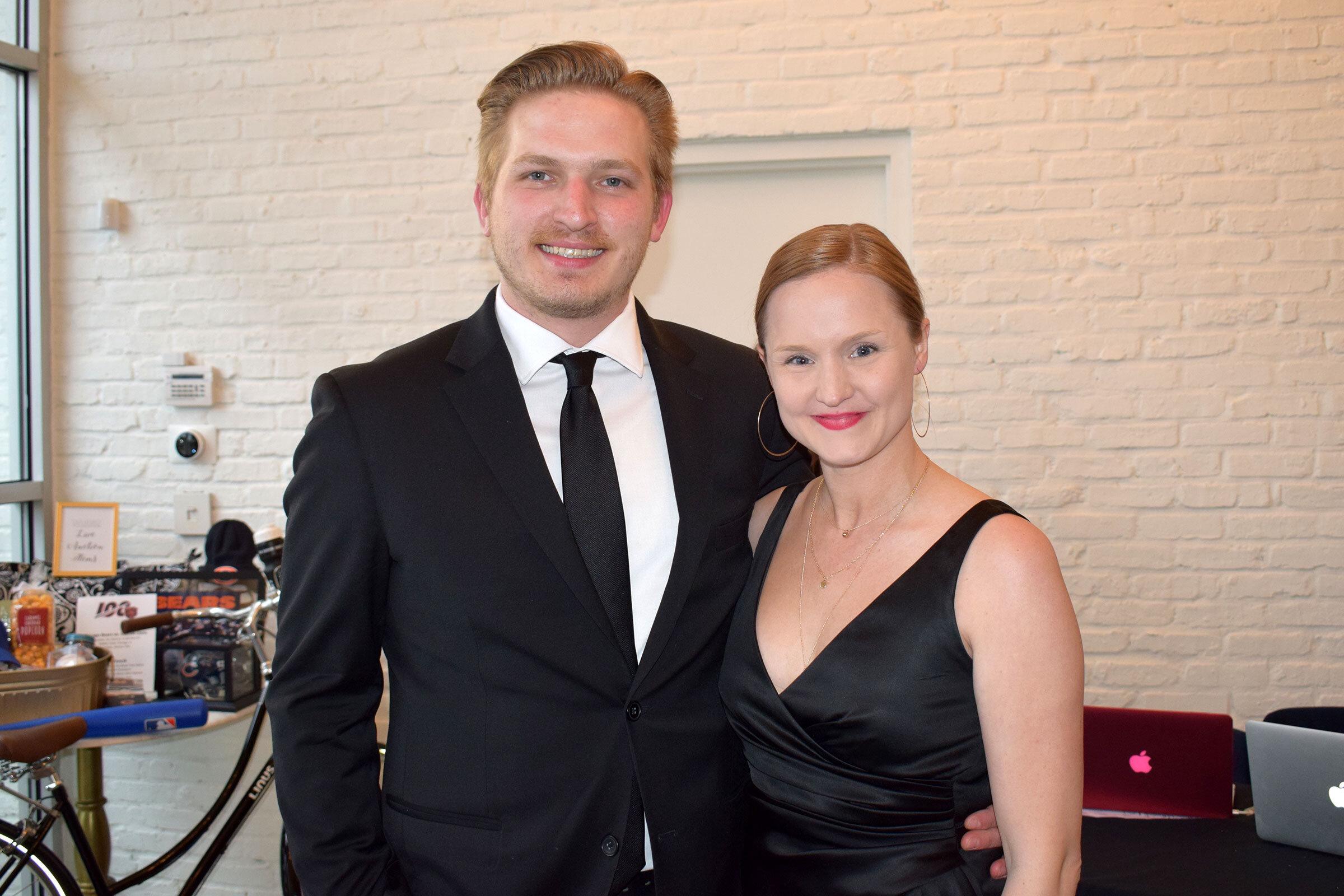 Jonathon Armour & Caitlin Hargett