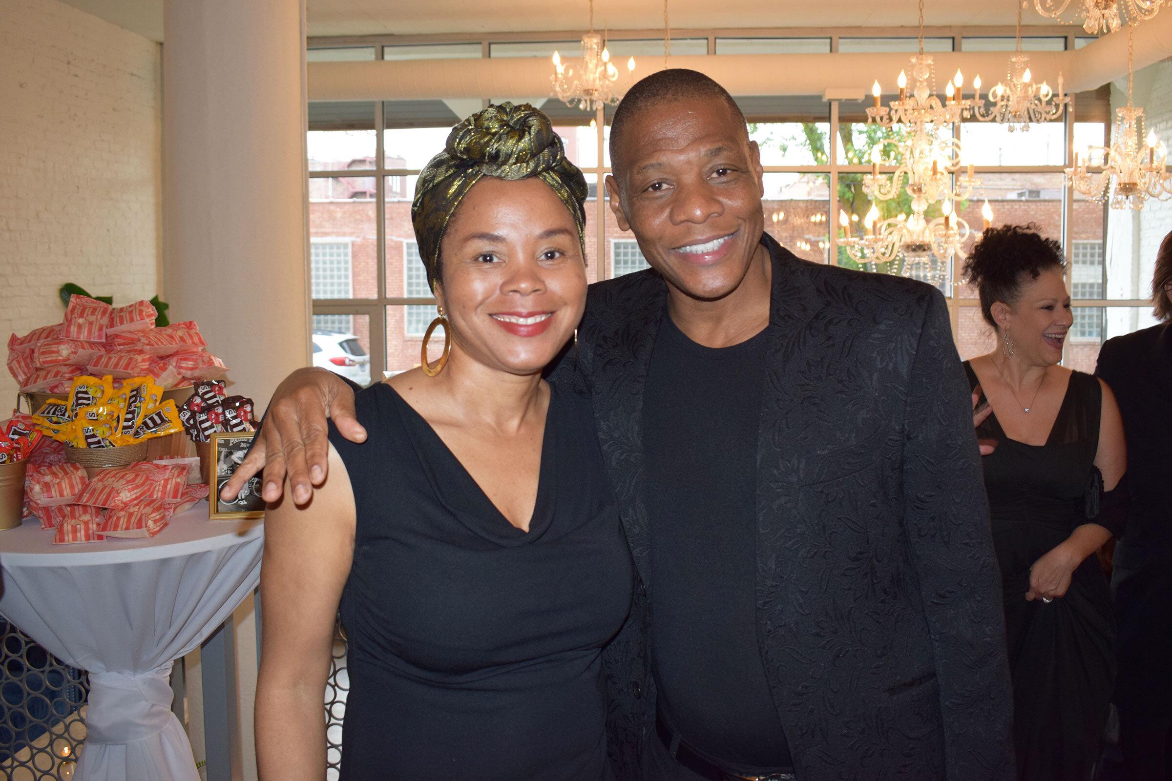 Latasha Bryant & Cornelius Carter