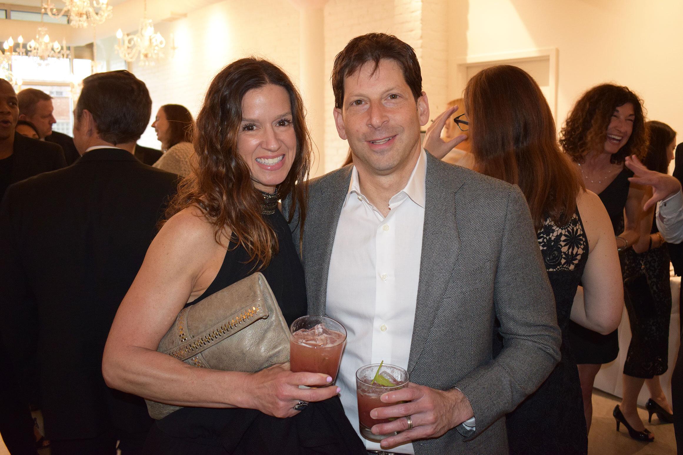 Ellen Rothenberg & Larry Feller