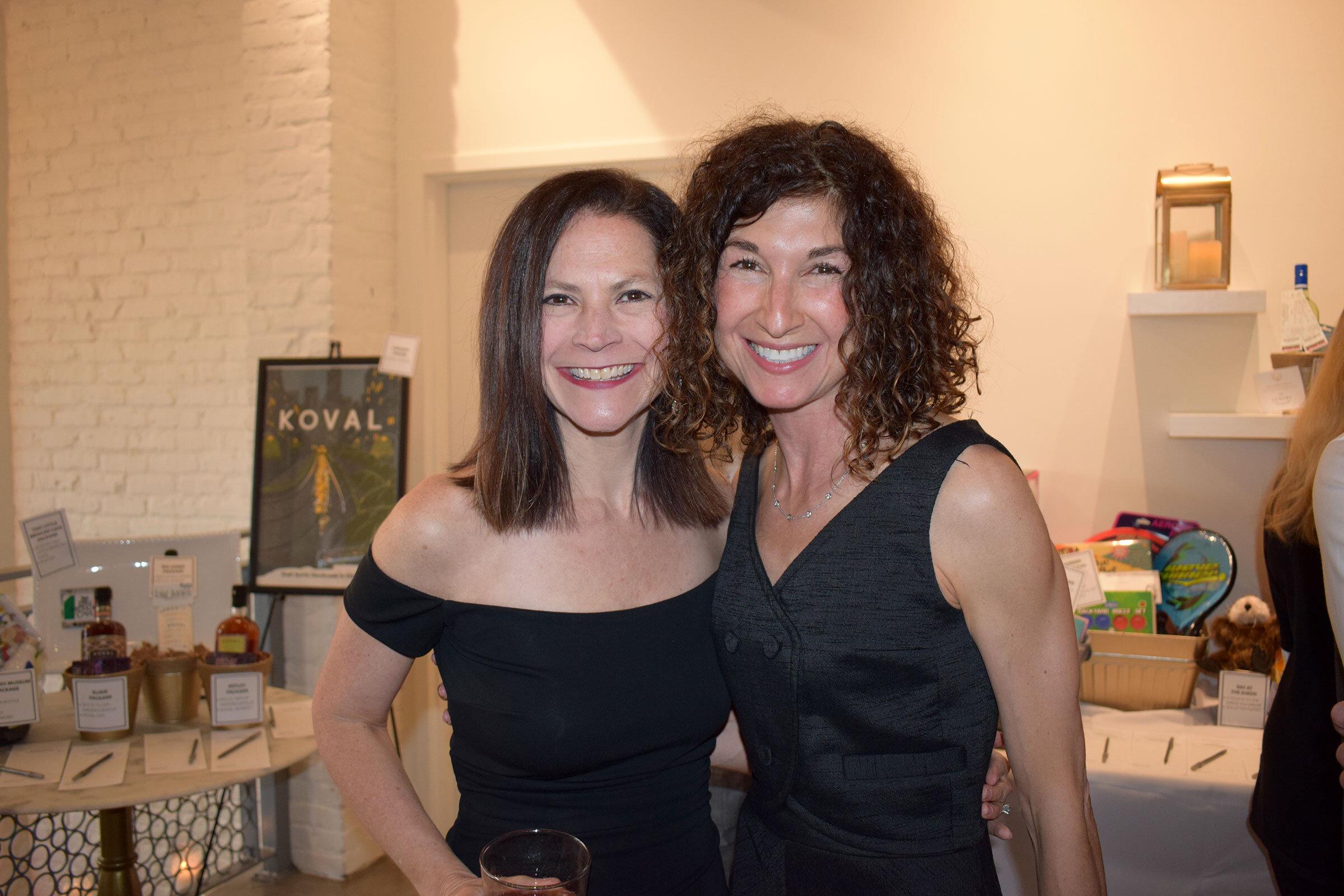 Rachel Mantz & Cortney Stark Cope