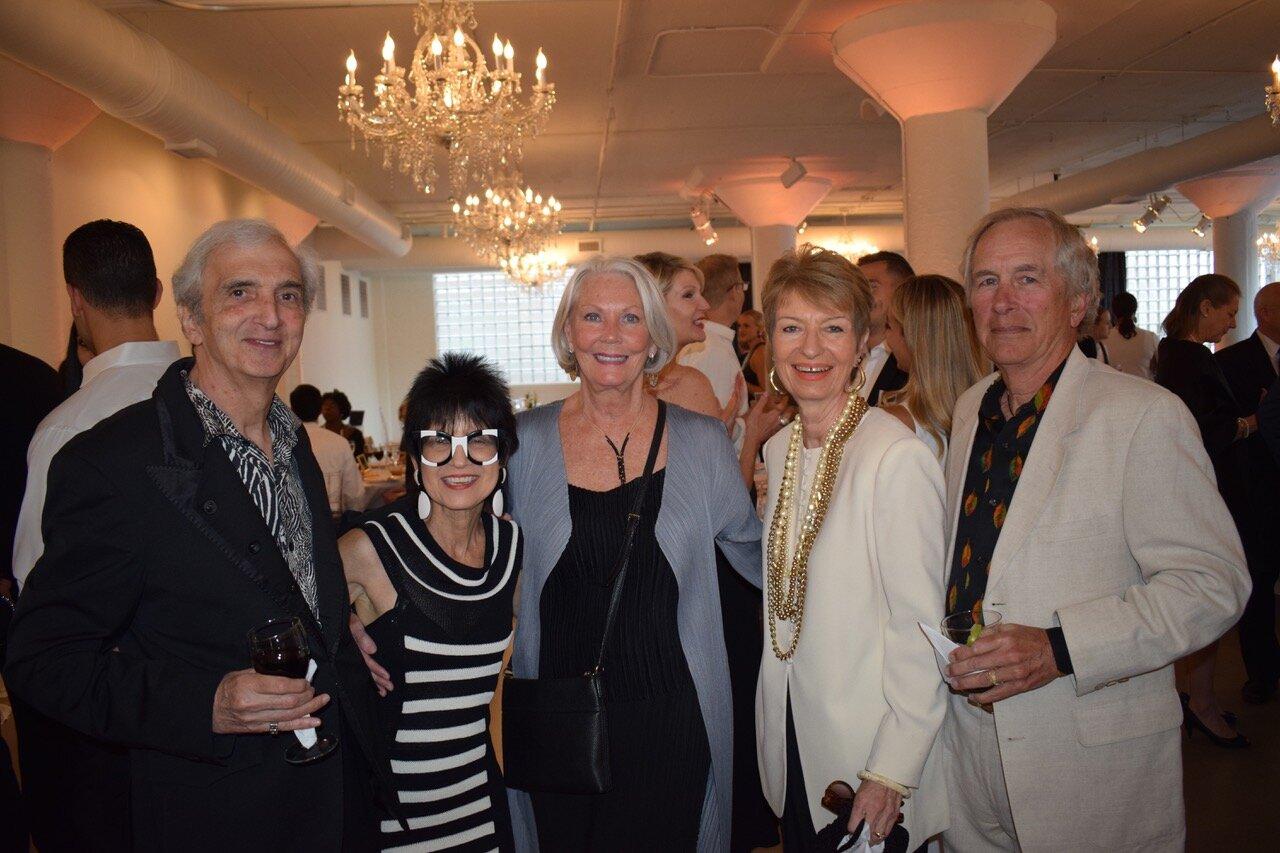 Arlen Rubin, Elaine Cohen, Pam Crutchfield, Marsha Dowd, Phil Dowd