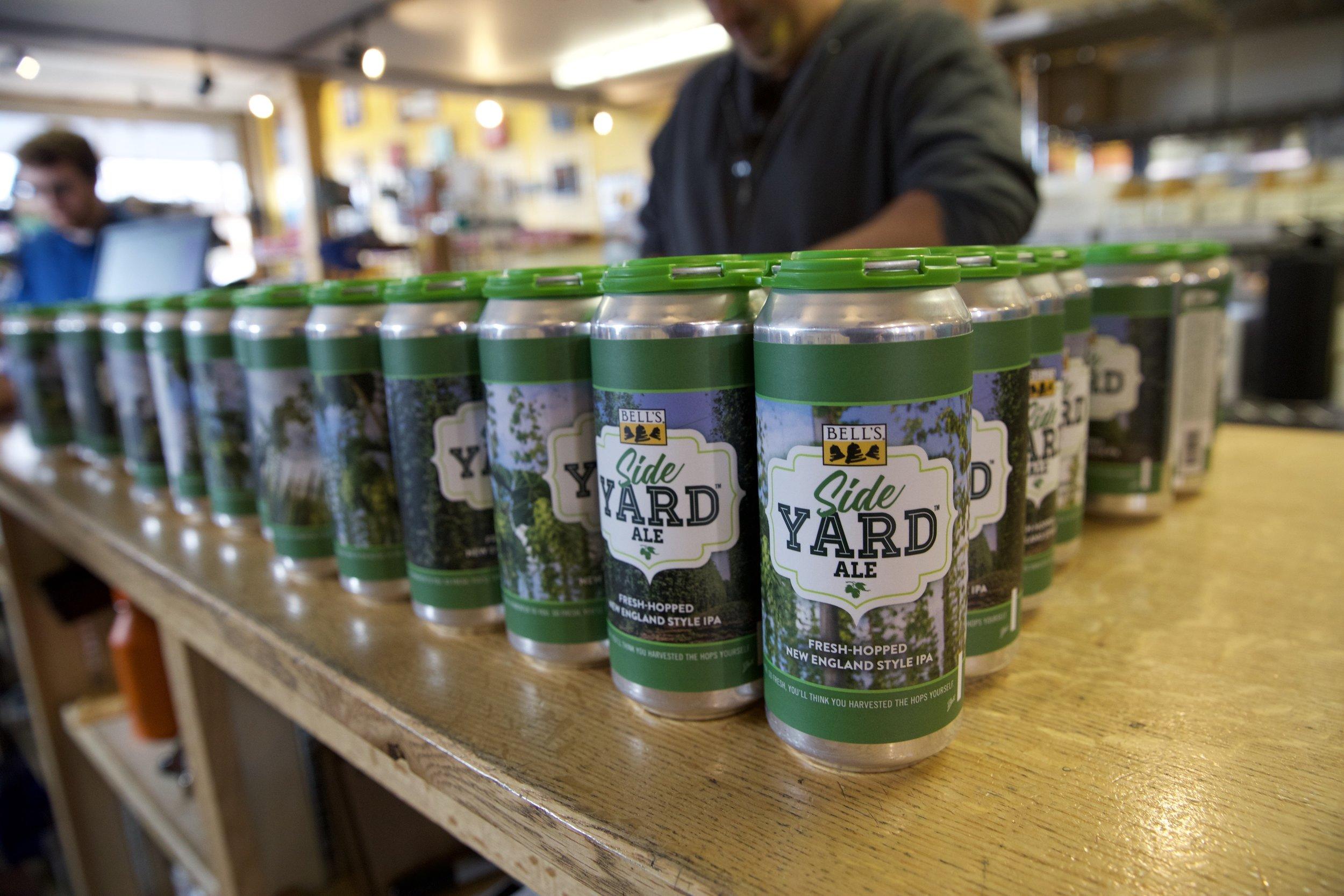 Bell's Side Yard Ale 015.JPG