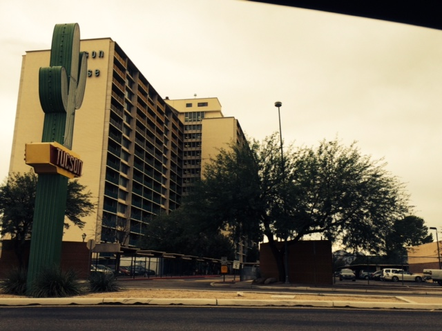 - The Tucson House is the target public housing facility within the Oracle Choice Neighborhoods area.