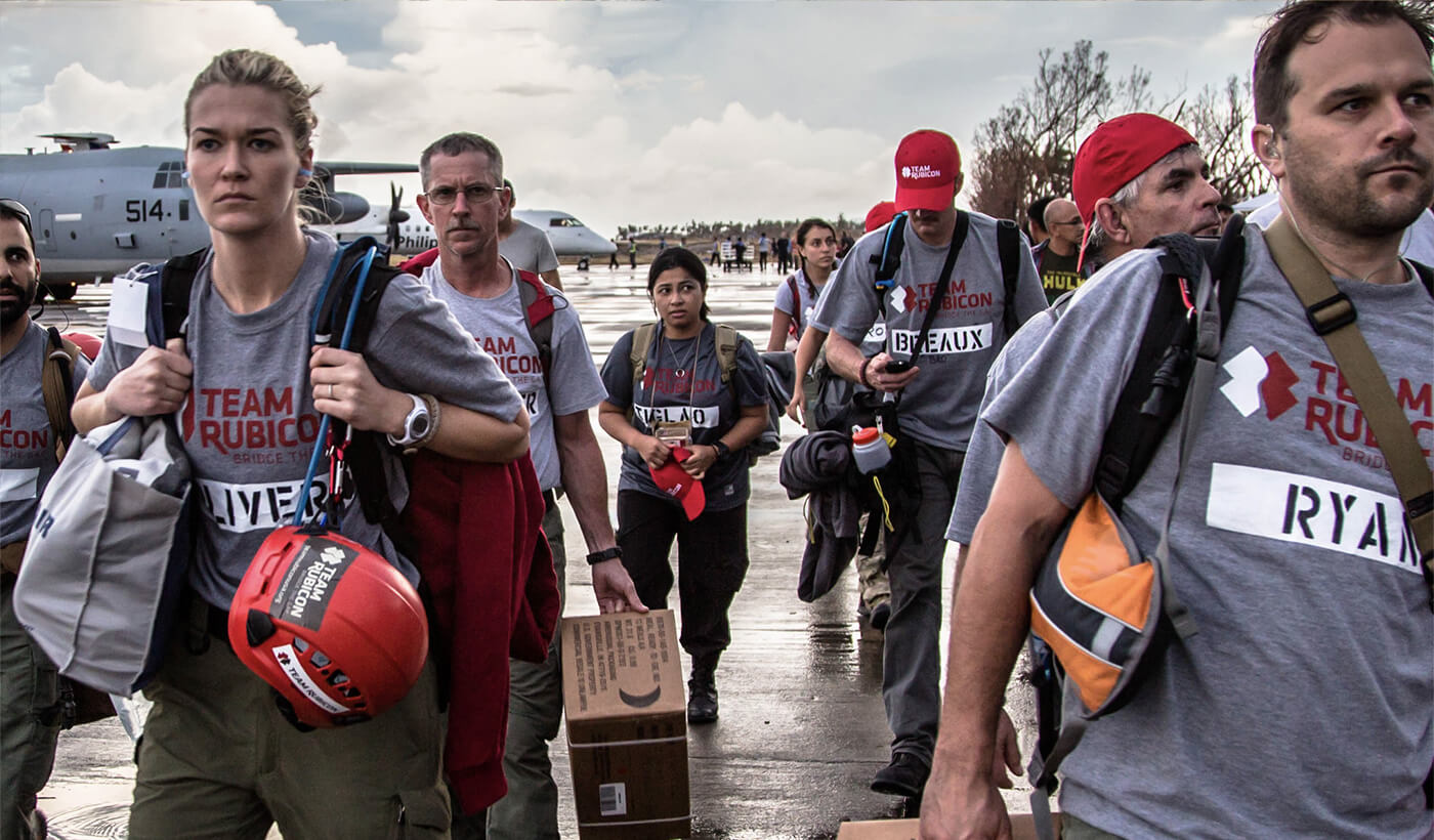 2018: Team Rubicon