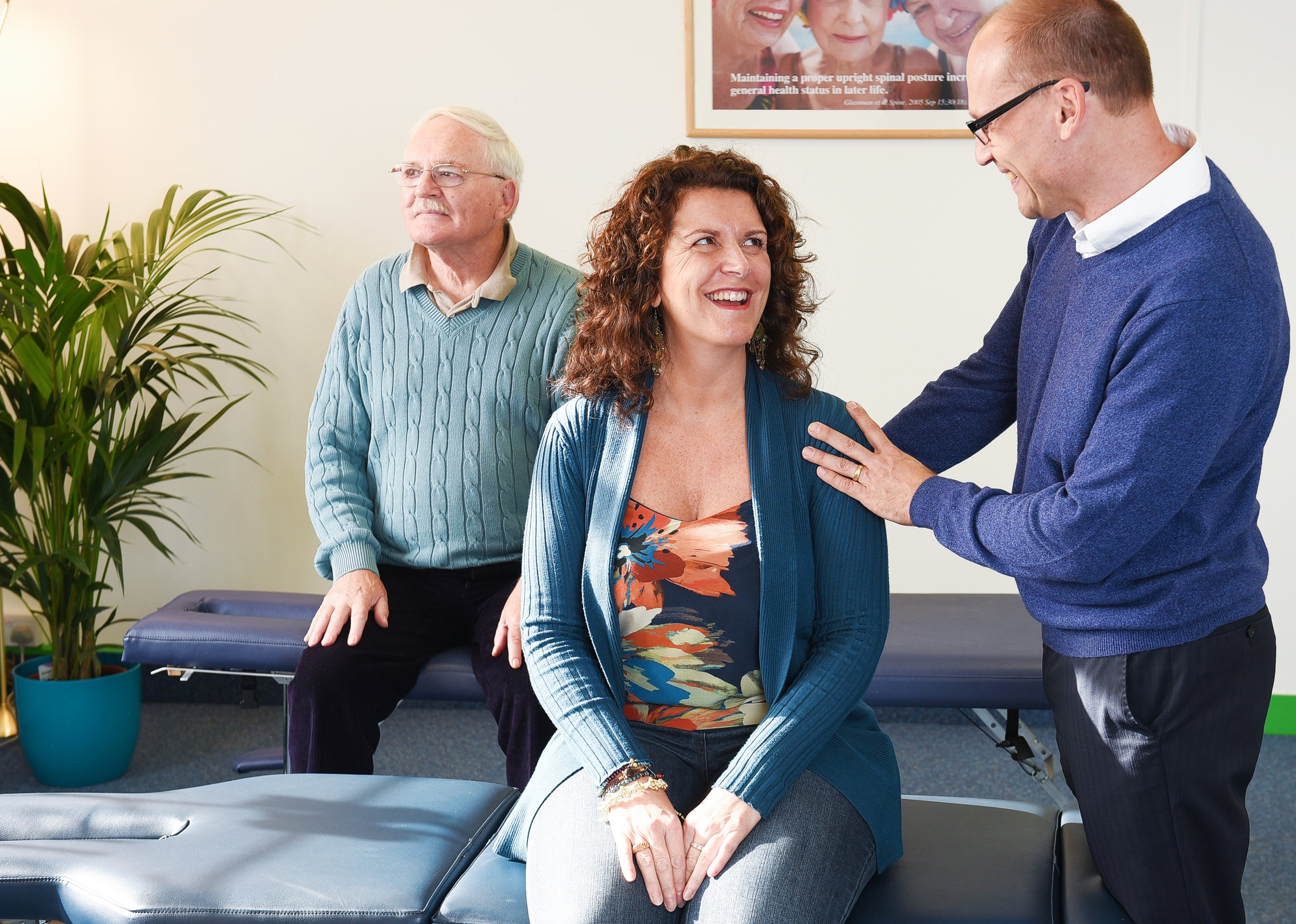Step 3: Start - You will then be offered your first Network adjustment/treatment straight away.We work with you to help your spine and nervous system connect and upgrade its ability to heal.The vast majority of people report they feel less pain, calmer, have more energy and sleep better from the first visit onwards. You too can thrive again!