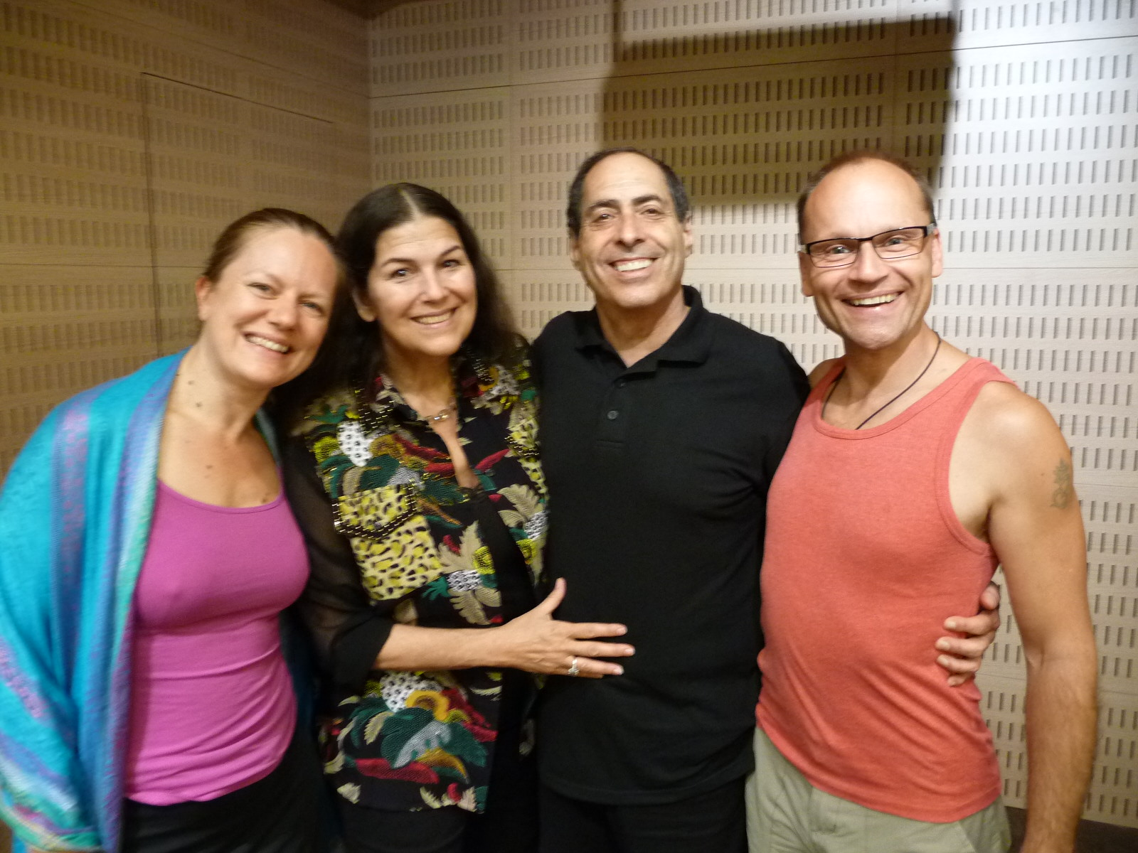 Training with Dr Donny Epstein