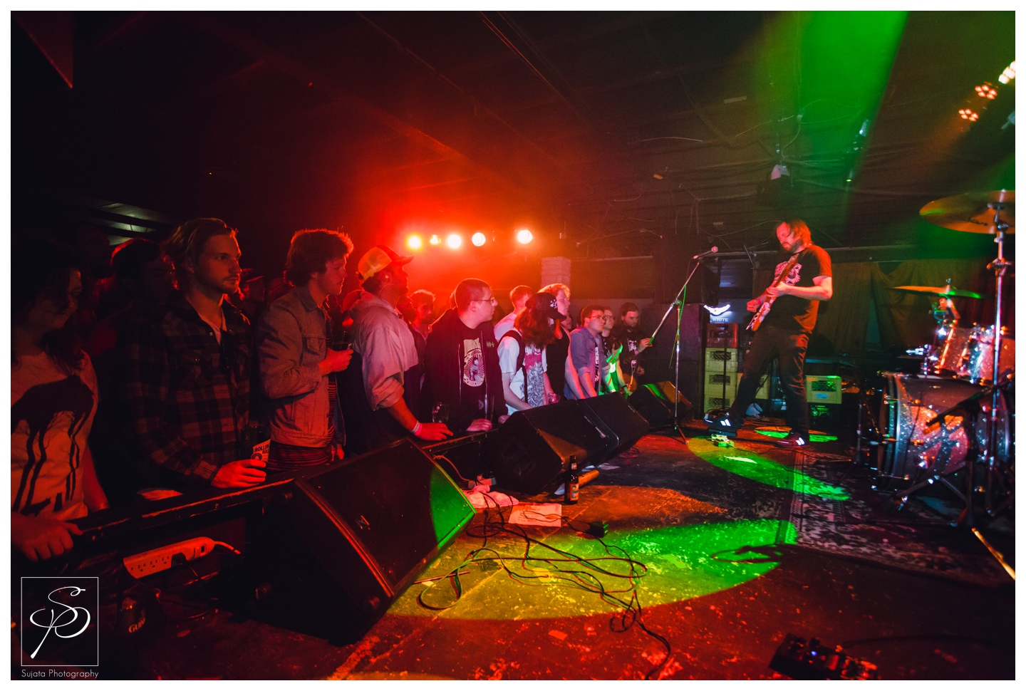 Earthless playing Dickens Pub at Sled Island 2014