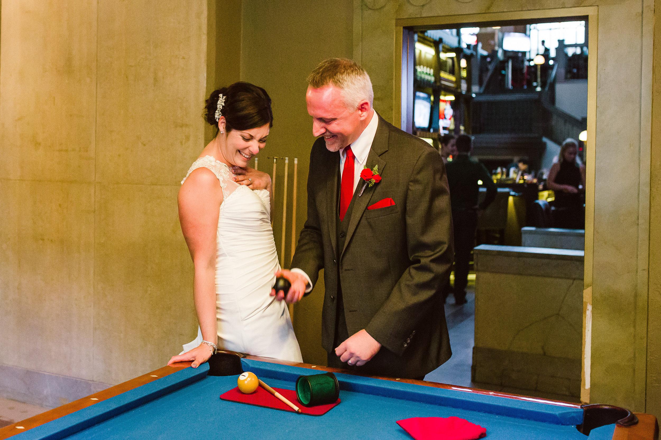 wedding day magic trick calgary