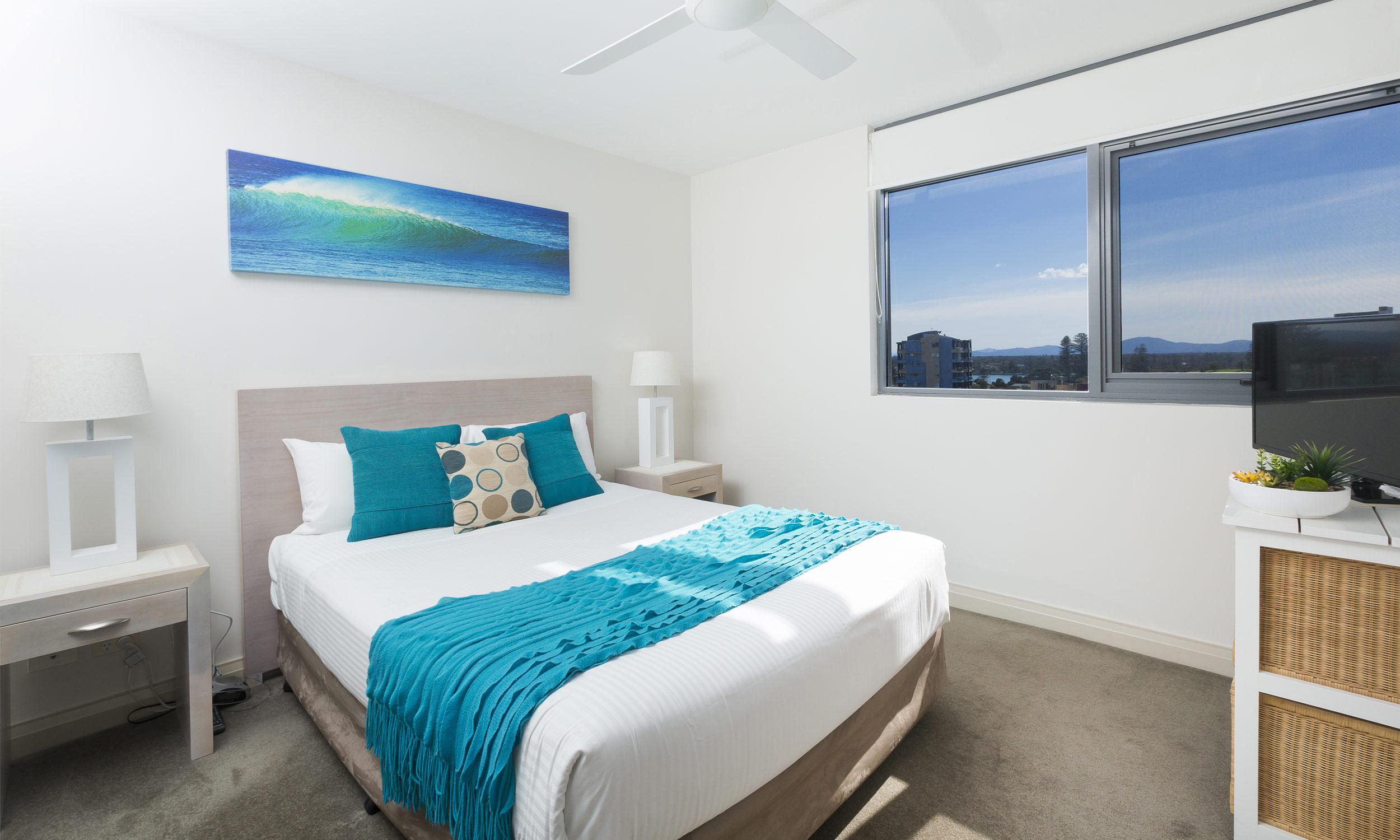 Luxury Queen Bedroom