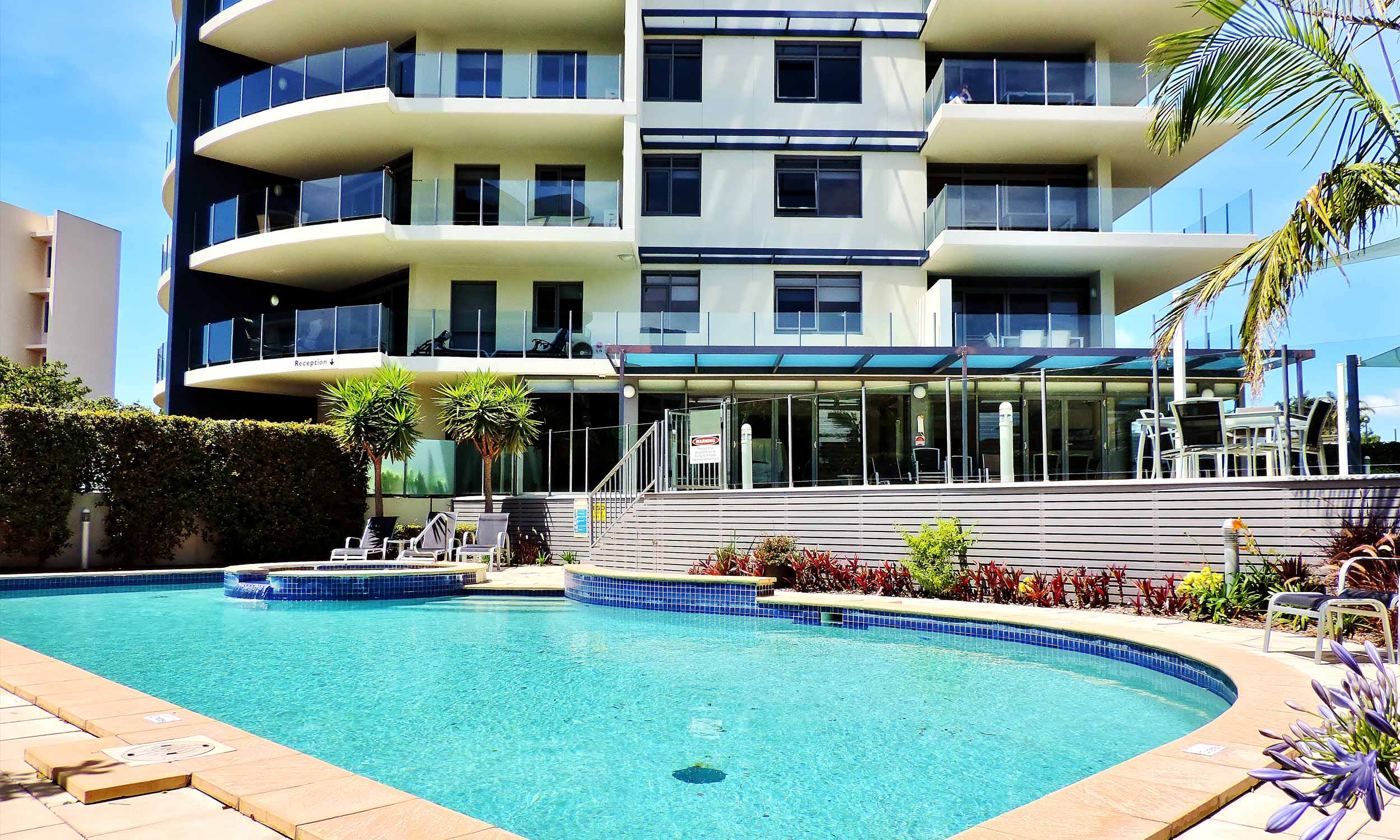 Sevan Apartments | Luxury Holiday Accomodation in Forster NSW