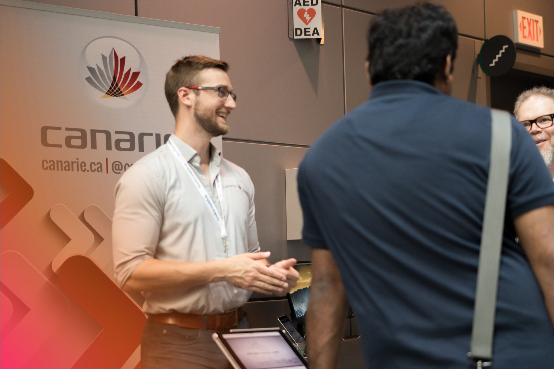 Join Our Journey Across Canada - Our coast-to-coast events bring national brand exposure as well as exciting opportunities to support Canada's brightest emerging entrepreneurs.