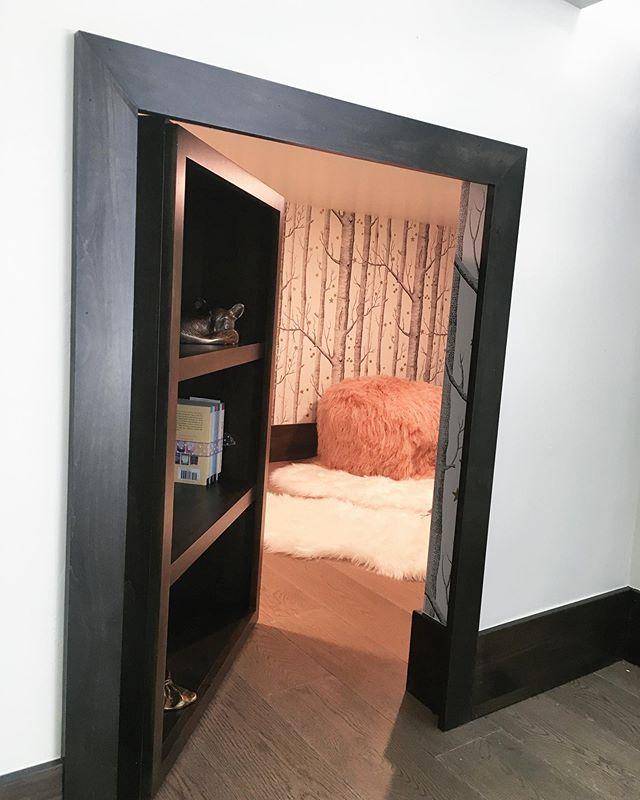 sneak peak into a secret room ✨
