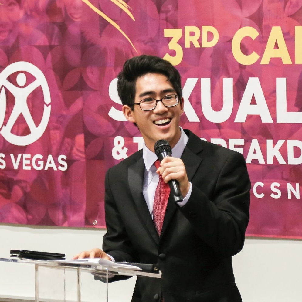 Ryota Naito - Chapter PresidentCollege of Southern Nevada