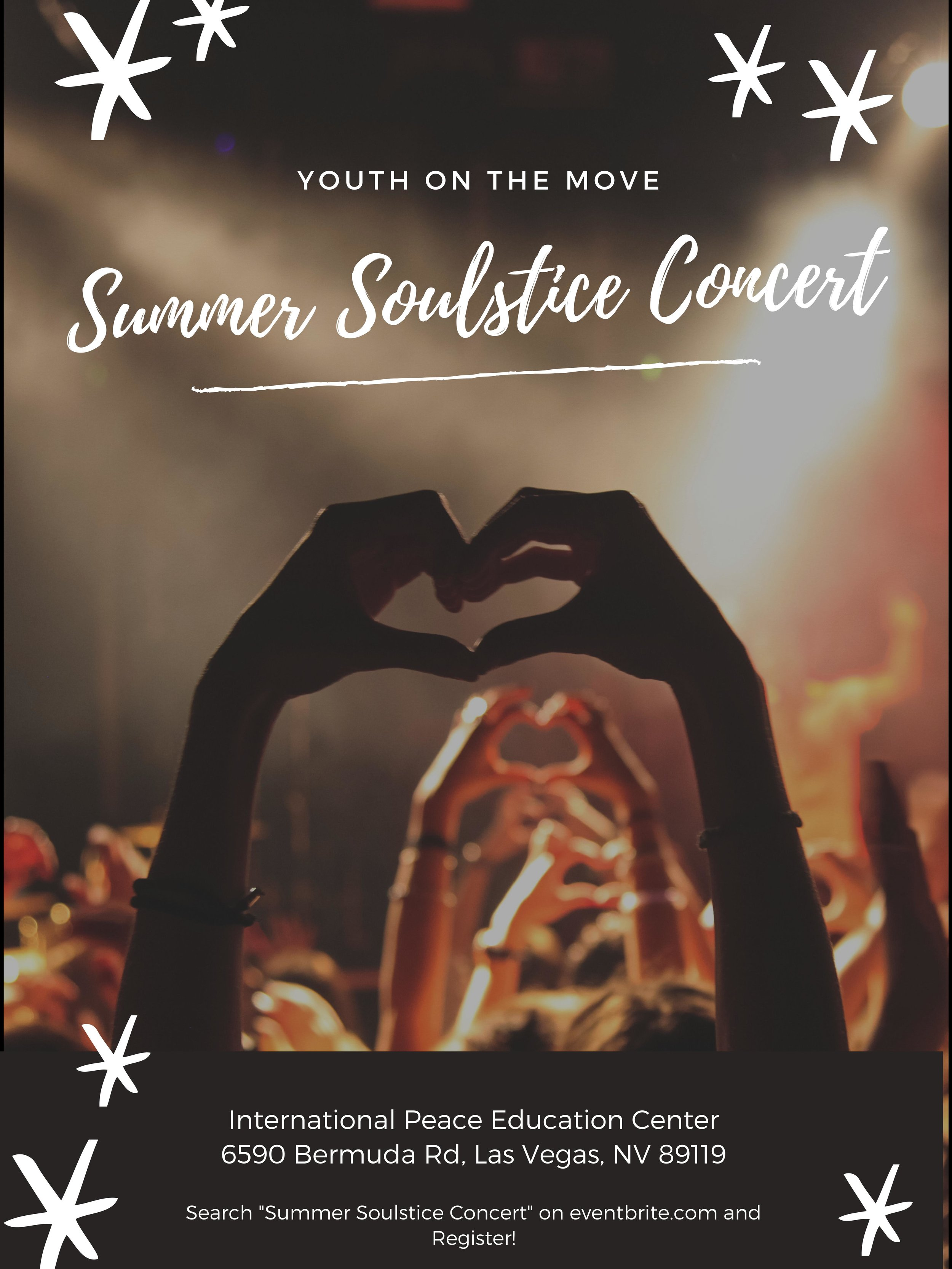 Summer Soulstice Poster