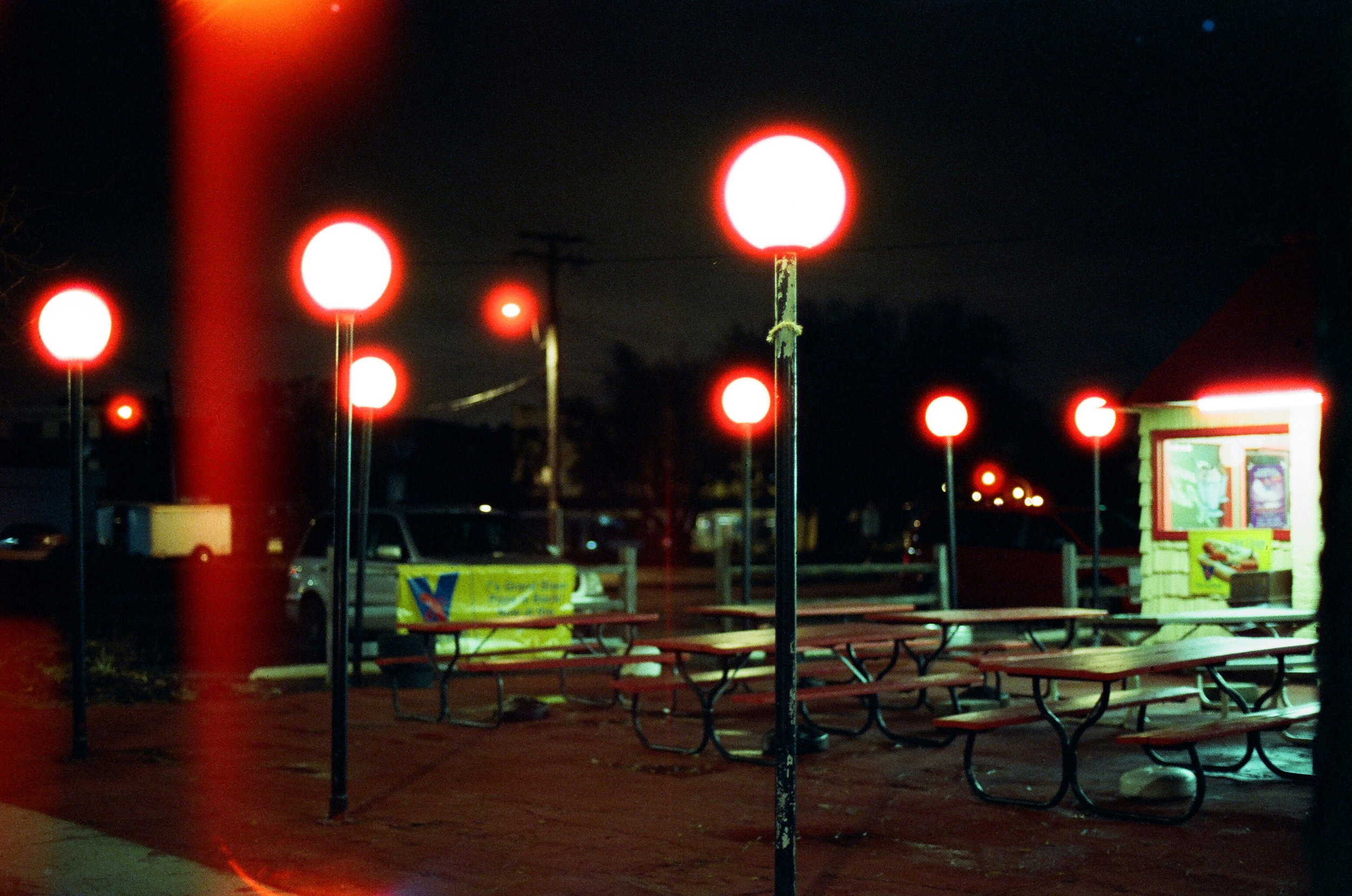 Cinestill 800t with Nikon F3 by ZShare Photovisions