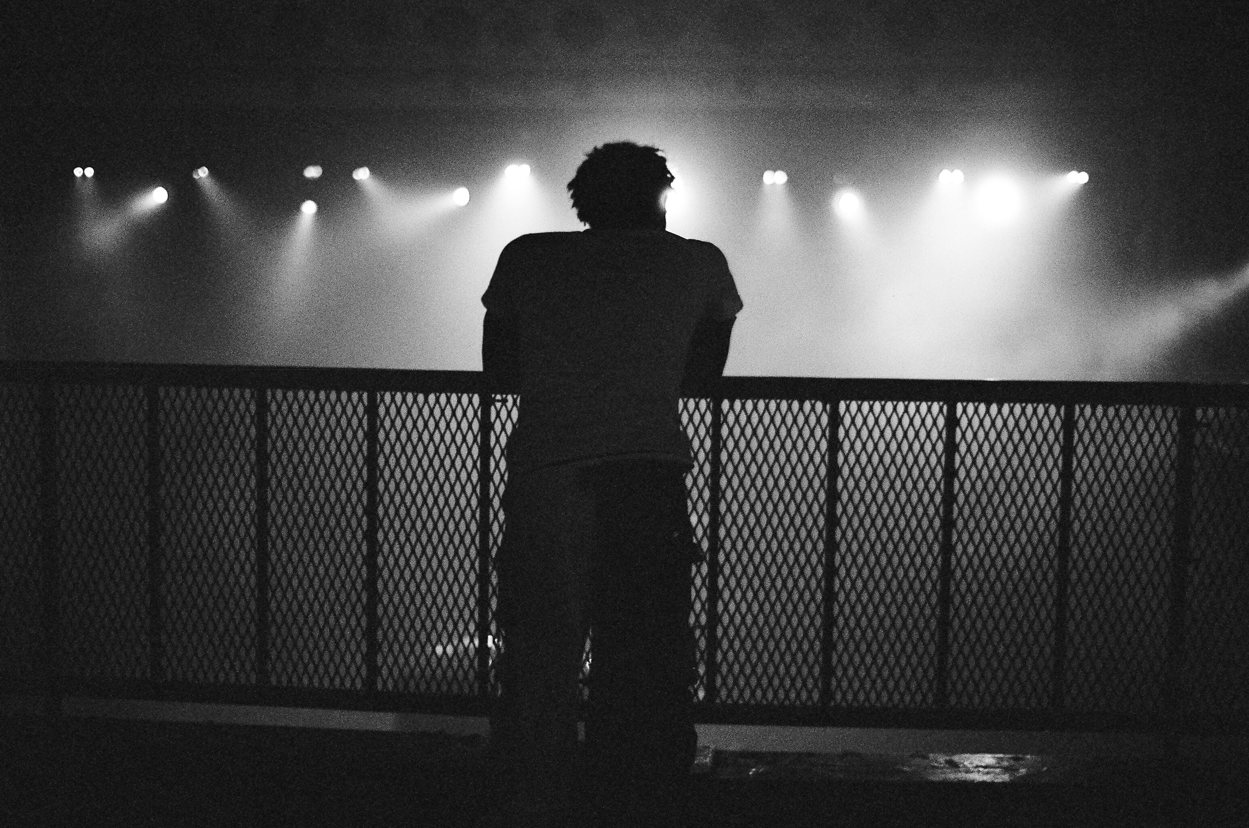 35mm photo delta 3200 in the night at nocturna metro chicago by zshare photovisions