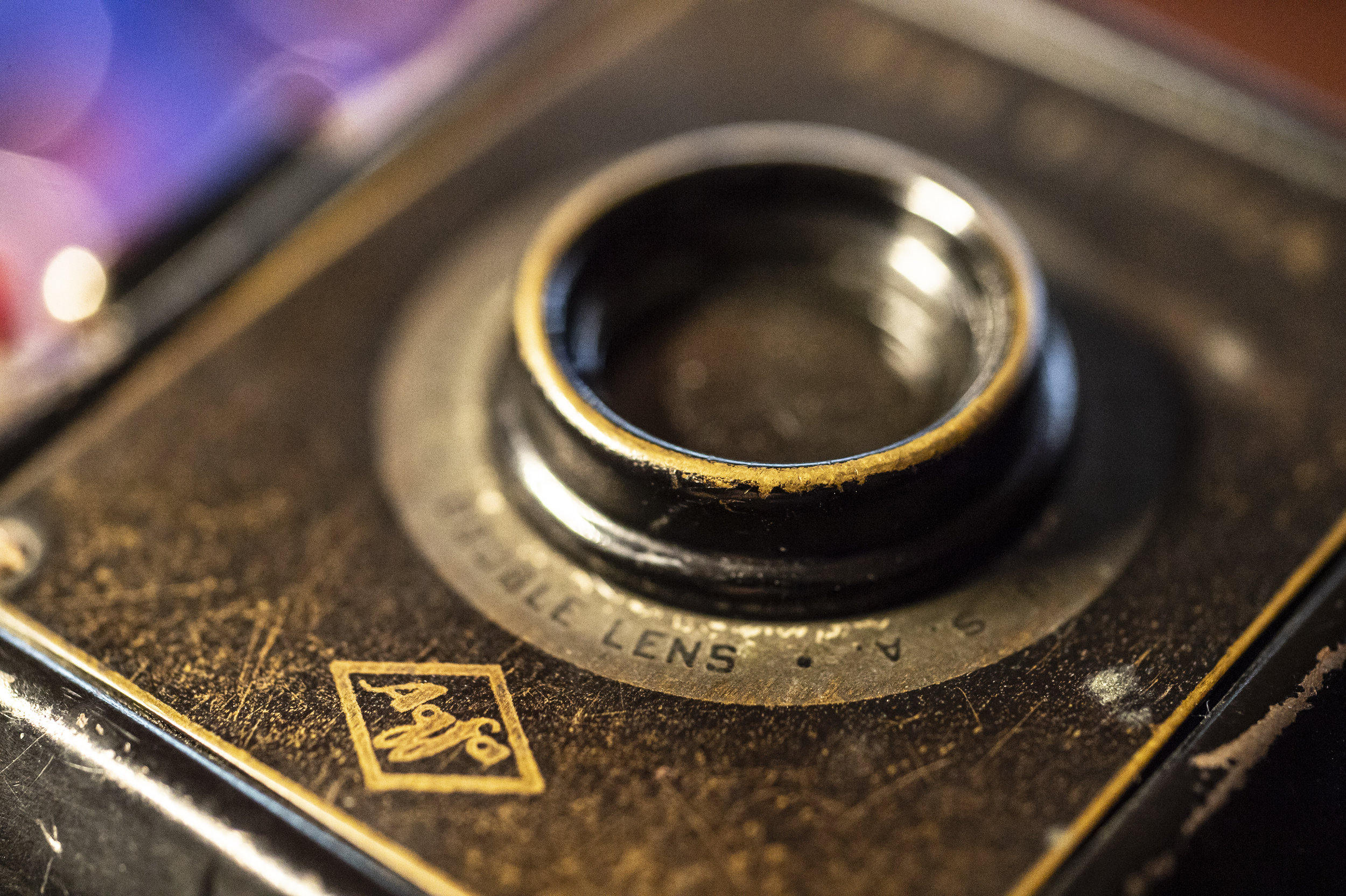 Agfa PD-16 Clipper macro photo 55mm 2.8 by ZShare Photovisions