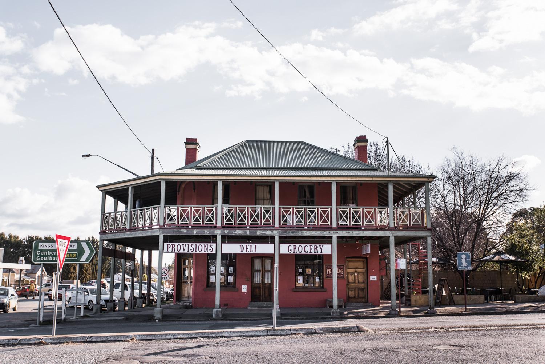 Braidwood Town Provisions Deli Regional NSW
