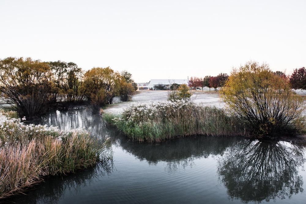 Mona Farm Grounds Lake Braidwood Accommodation