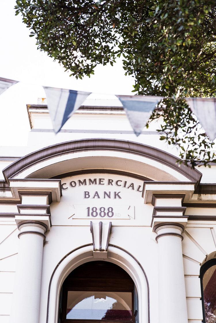Mona Farm Braidwood Town Regional NSW Bank