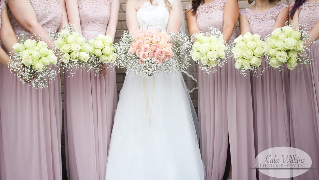 Bridal Bouquets, Wedding flowers