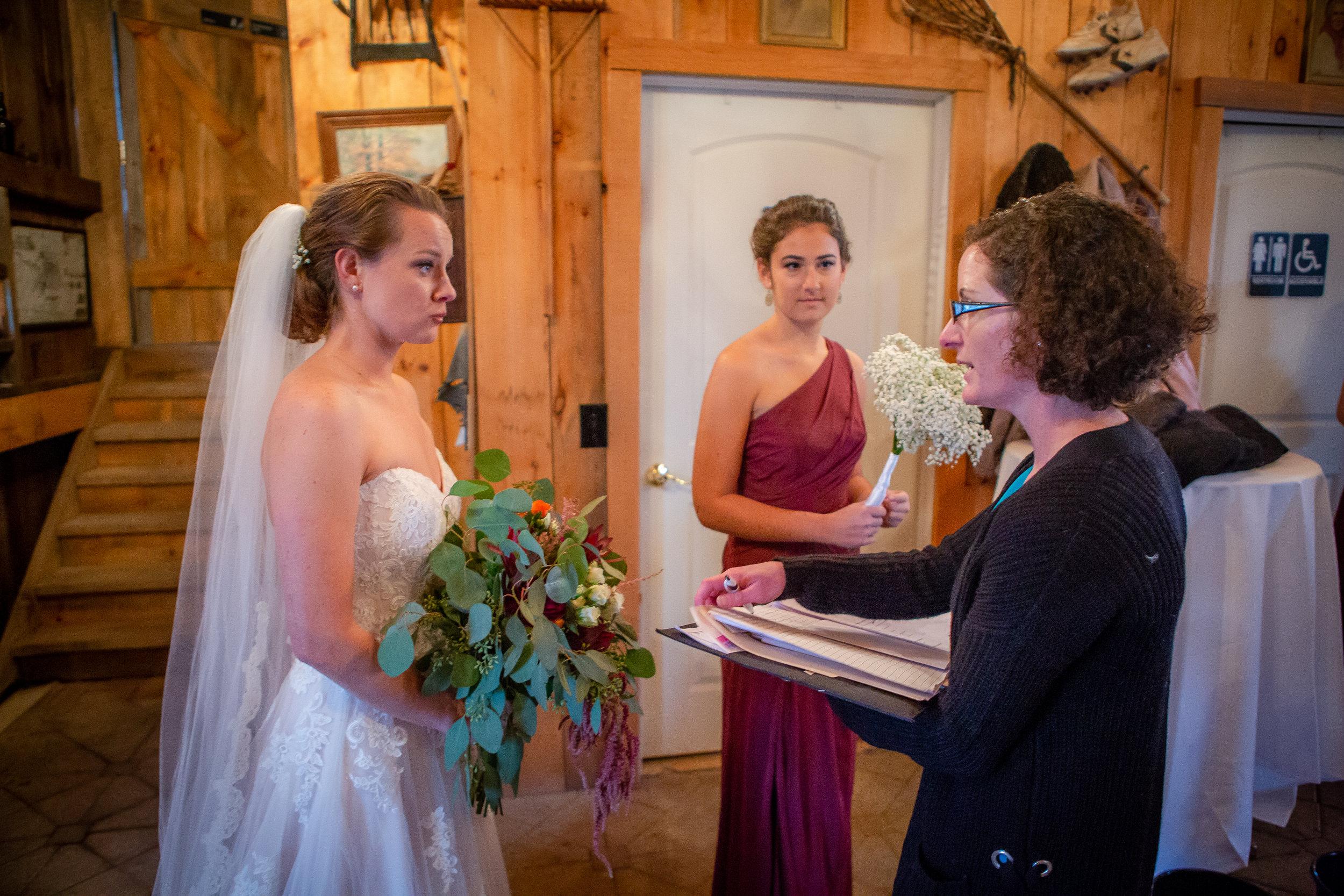 Wedding photo-bride