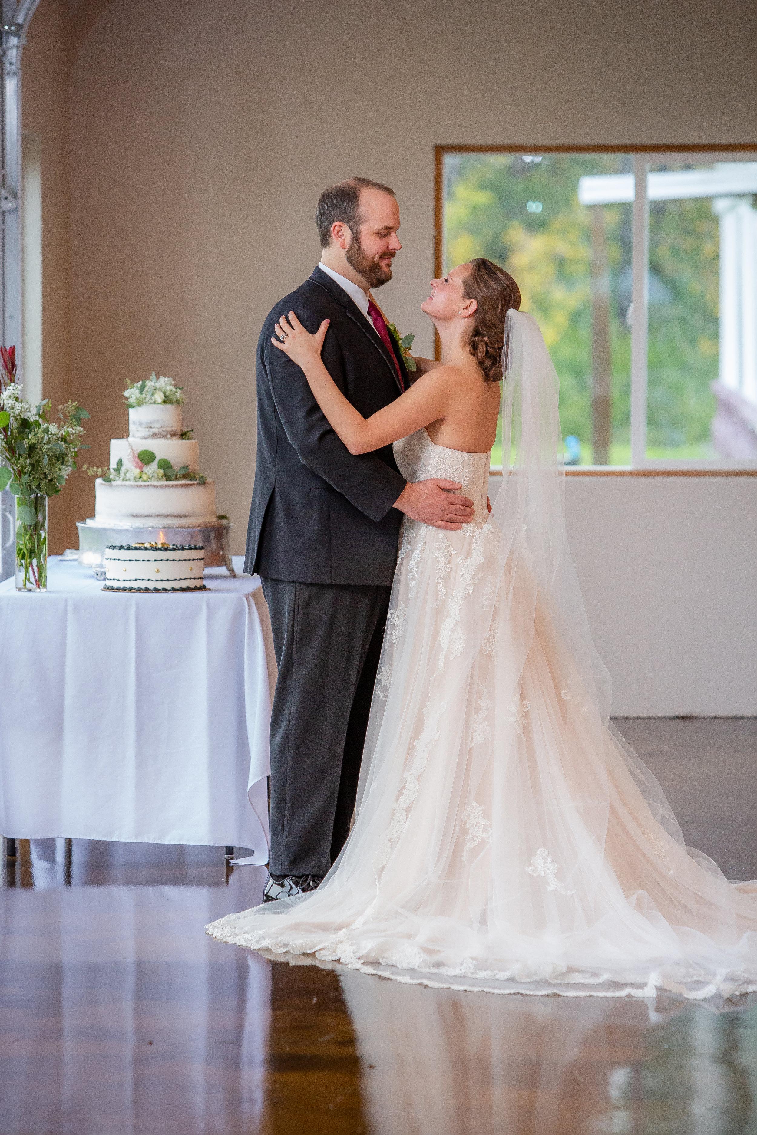 Bride & Groom-Auburn, NY