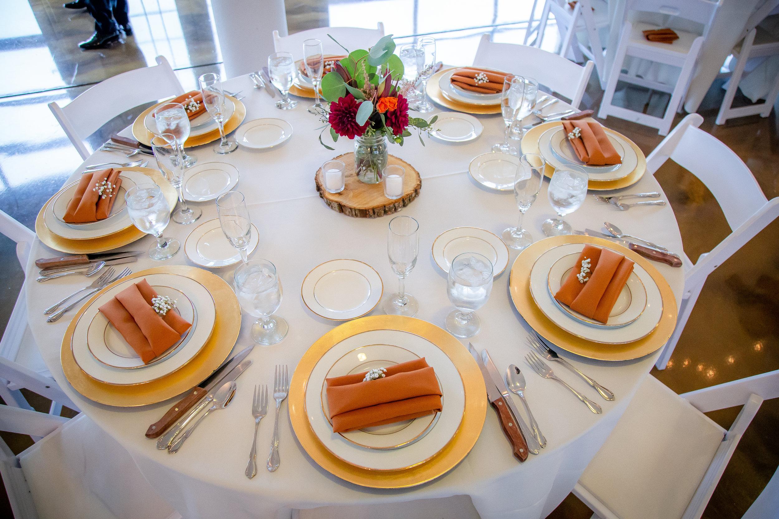 Wedding Tablescape-Owasco Lake wedding