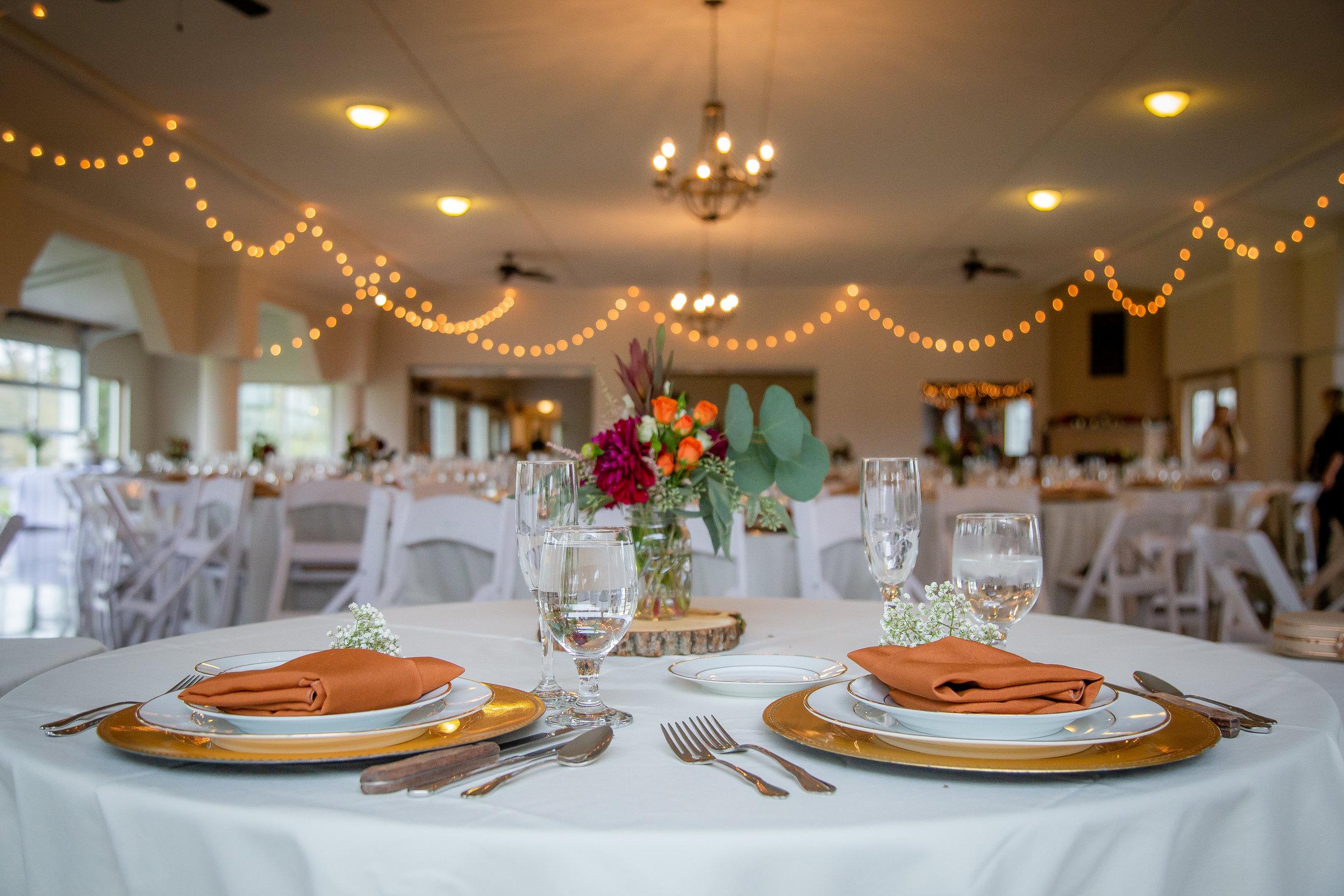 Wedding Reception Design-Chantelle Marie Lakehouse