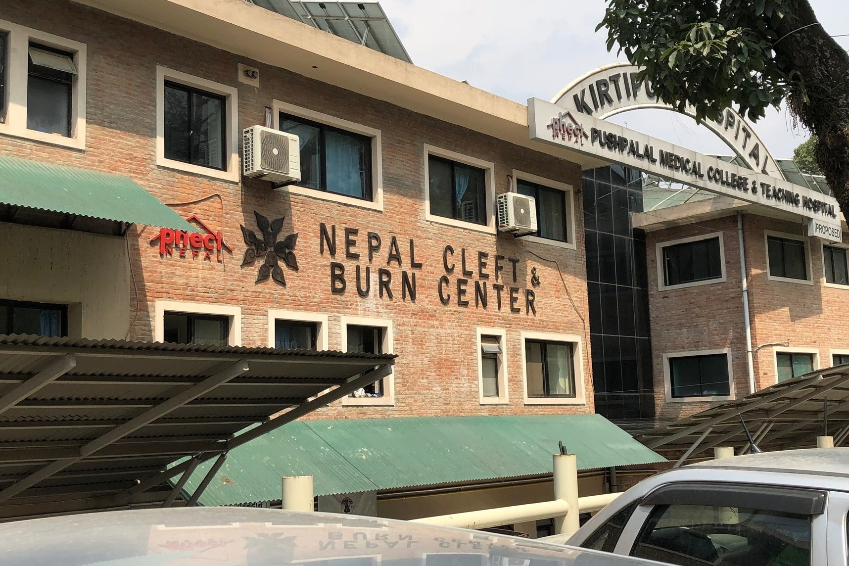 Nepal Cleft and Burn Center