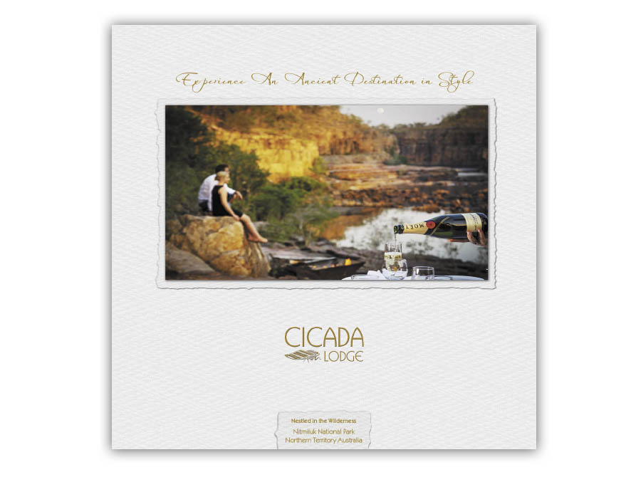 Cicada 16pp Accommodation Brochure