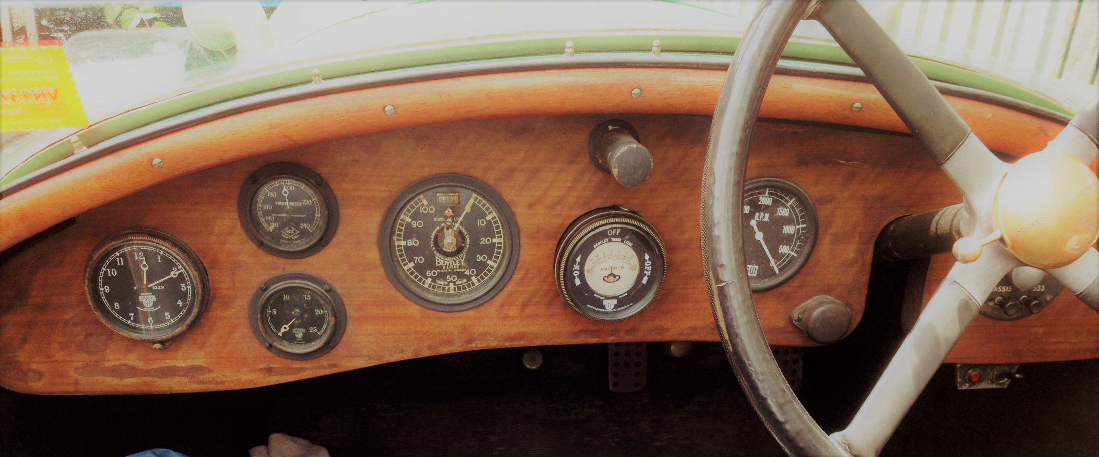 Wood Dash Bentley Otto Instruments.jpg