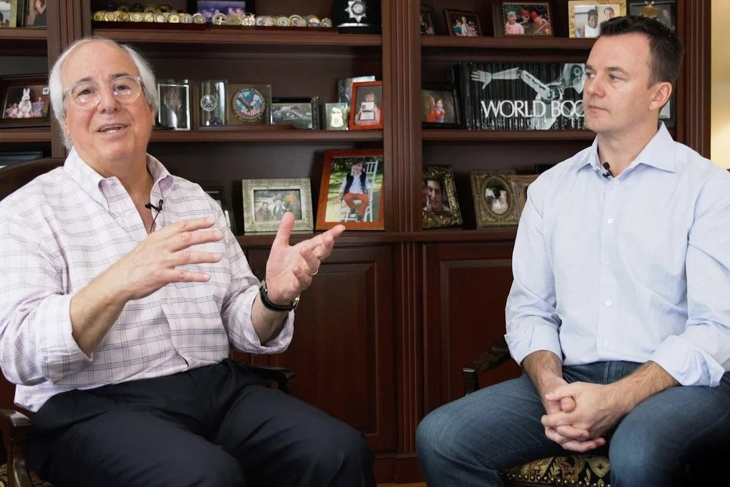 'Catch Me If You Can' Muse Frank Abagnale and Levelwing CEO, Steve Parker Have a Blunt Talk About Ad Fraud and Transparency - AdWeek