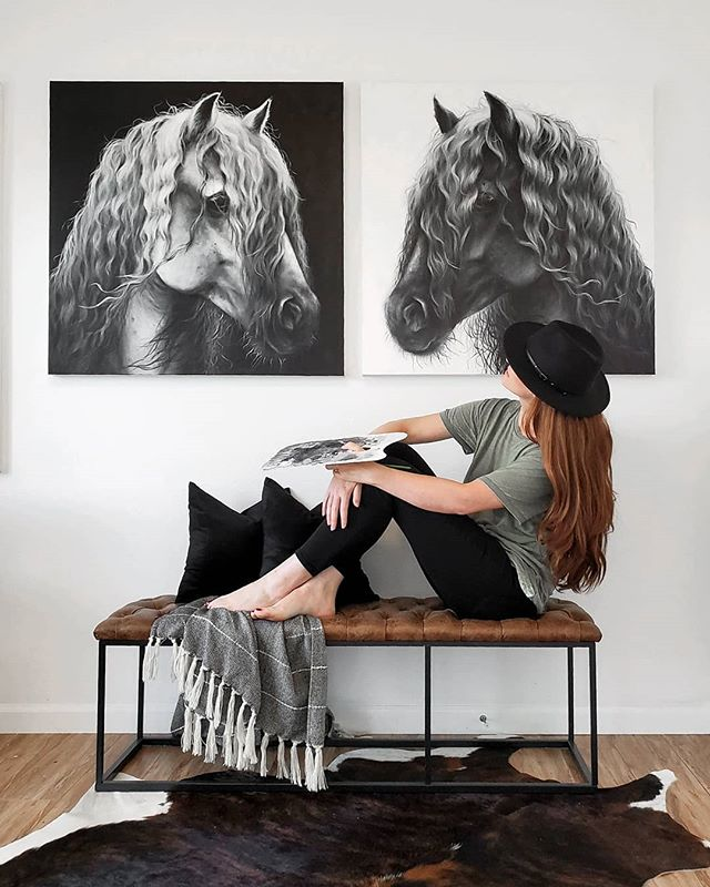 And the winner is 🥁....@vita_boheme_studio! THANK YOU to all who entered my horse print giveaway and are new around here. I can't express my gratitude enough, but in the spirit of trying, I'm offering💥 40% OFF HORSE PRINTS UNTIL AUG. 31 at malenamarieart.com 💥 (link in bio). And even better yet, if you purchase the two together (aka the Equestrian Duo), they're automatically 10% off the individual retail price...that's 50% off (math 😏)! . Seriously, thank you everyone for following, tagging, and adding to your stories. I sat down this morning and entered every single entry and bonus entry into a giveaway winner auto generator and had a huge moment of gratitude for all of you. I hope you'll continue to follow along for more giveaways, new art and exciting wins. 😊 . @vita_boheme_studio please DM me your address!