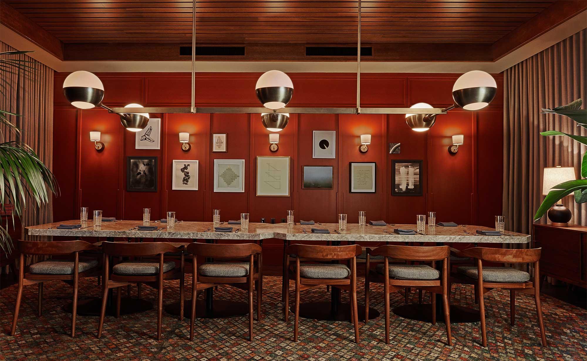Private Dining Room - Cira
