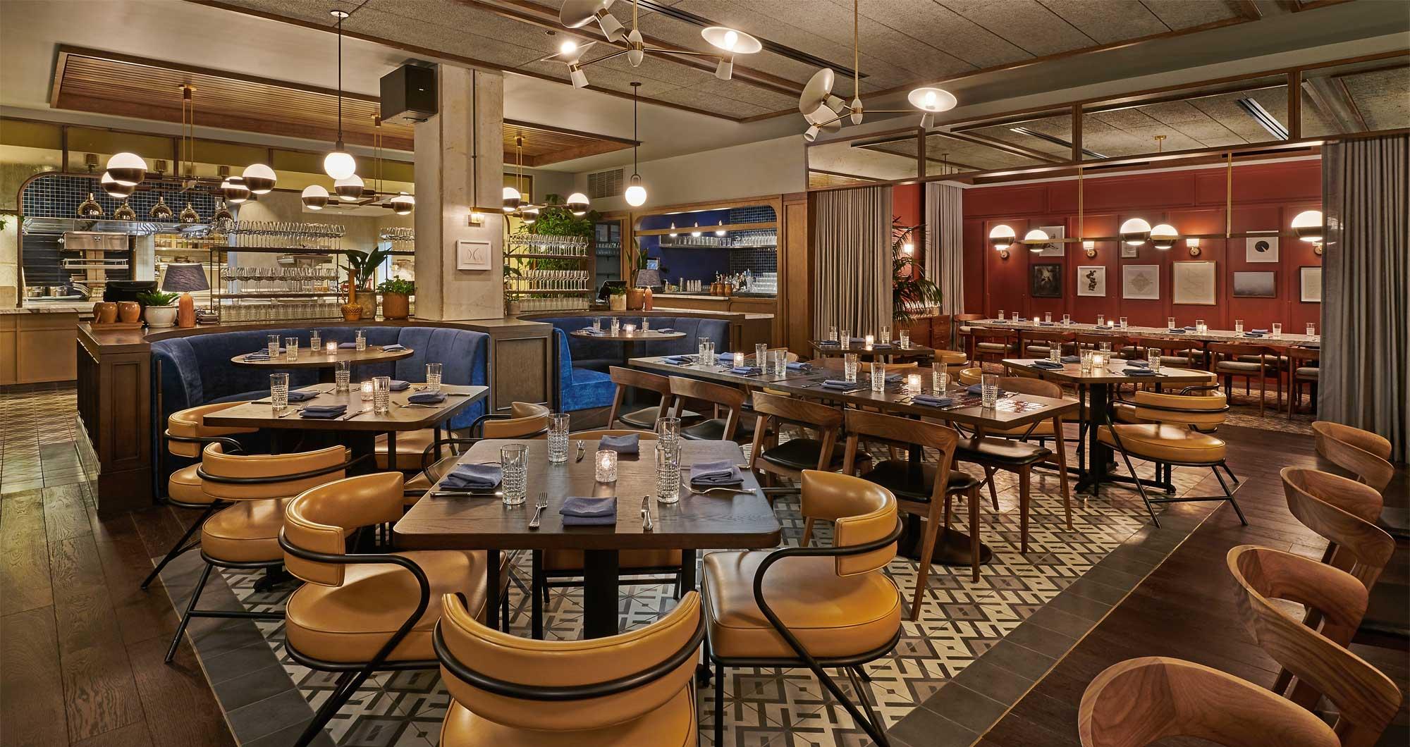 Full Restaurant Private Dining