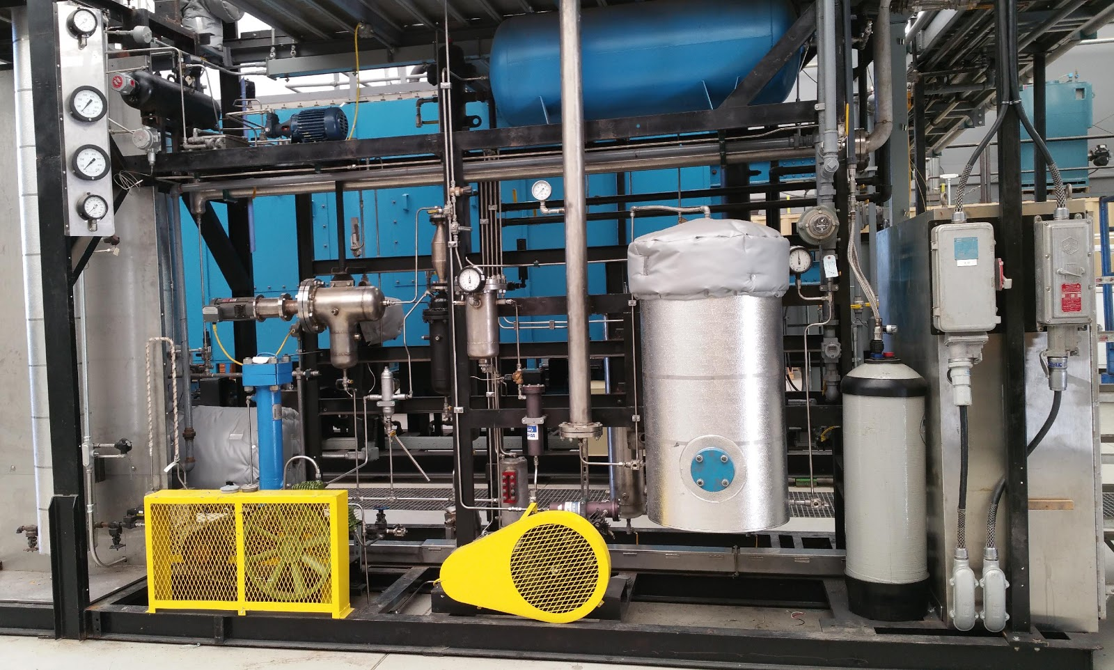 Dairy Manure To Liquid Fuels Plant in CA