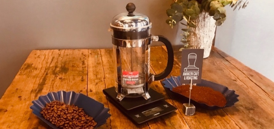 FRENCH PRESS - BODUM - 8 CUP