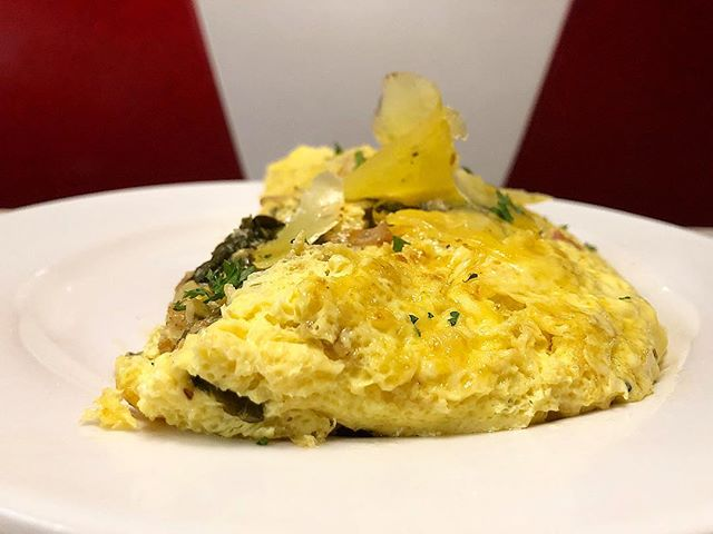 """You're my Lobster!"" Haven't found your lobster yet? We'll be your Lobster on this ""singles awareness day"". Come fly solo today. This Lobster Omelette special is so worth it."